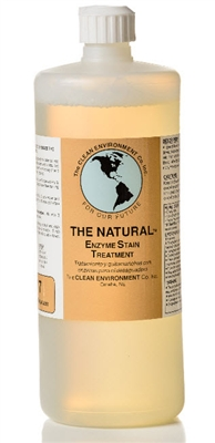 The Natural Enzyme Stain Treatment