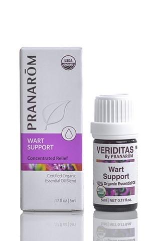 Veriditas By Pranarom Wart Support 5ml
