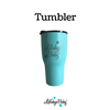 Tumblers - engraved Lalabye Baby