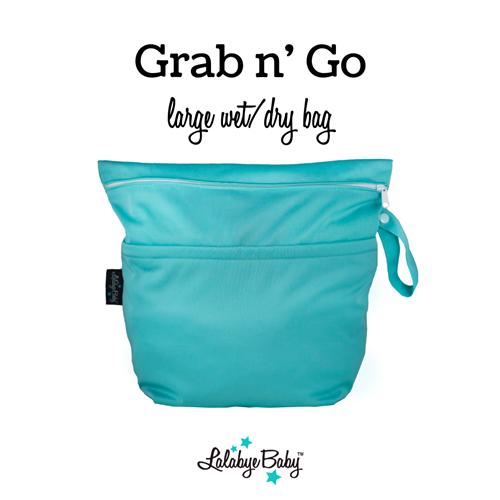 Grab N Go Large Wet Dry Bags