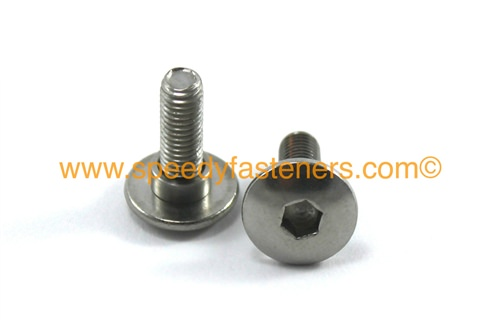 Stainless m5 Steel Bolts & Separate Collars / Spacers