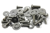 Lotus Elise Exige Front Clam Shell Bolts Fixings Kit Stainless Steel