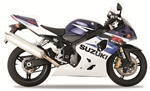 Suzuki GSX-R 750 2004-2005 K4 K5 Full Stainless Steel Fairing & Screen Bolt Clip Wellnut Kit