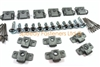 Honda CBR 900 RR 919 1992-1999 DZUS Fixings Kit