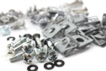 Honda CBR 900 RR 1992-1999 Stainless Fairing Bolts Screen Bolt & DZUS Fixings Kit