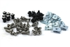 Honda CBR 900 RR 2000-2001 Stainless Fairing Bolts Screen Bolt Fixings Kit
