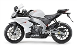 Aprilia RS4 125 Stainless Steel Fairing Bolt Kit