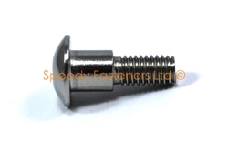 Stainless Steel Motorcycle Fairing Bolts m6 x 20mm with 8mm Shoulder. Yamaha, Suzuki, Honda