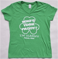 The Blarney Paddy T-Shirt (womens)