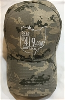 GearUp419 Baseball Hat