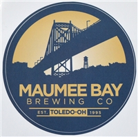 Maumee Bay Brewing Co. Sticker