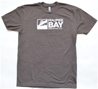 Maumee Bay Brewing Co. T-Shirt (brown)