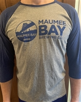 Maumee Bay Brewing Co. Half Sleeve T-Shirt v2