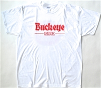 Buckeye Beer T-Shirt (white)