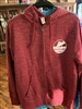 Maumee Bay Brewing Co. Zip Up Hoodie - Maroon