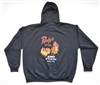 Rudy's Hot Dog Hoodie Sweatshirt
