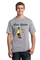 Bier Stube T-Shirt (light grey)