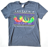 Ventura's T-Shirt (grey/blue)