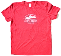 Ventura's T-Shirt (salsa red)