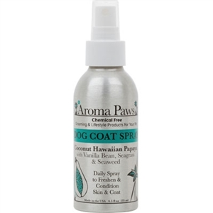 Aroma Paws Deodorizing & Conditioning Dog Coat Spray