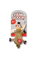 Hear Doggy Flat Toy-Deer
