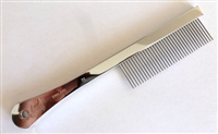 Spratts Metal Comb #71