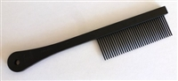 Spratts Metal Comb #71 Black