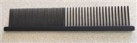 Combination Greyhound Comb