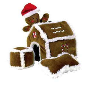 Holiday Gingerbread House Puzzle