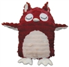 Patchwork Pet Hoot the Owl 13""