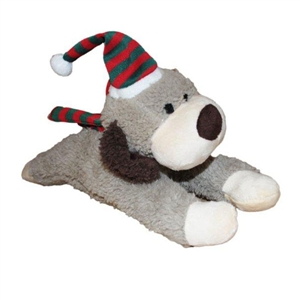 Patchwork Pet Holiday Cozy Dog 10""