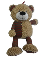 Patchwork Pet Holiday Patches Bear 15""