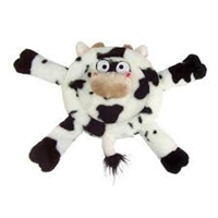 Cow Flyer Dog Toy