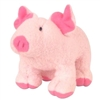 Multipet Puppy Buddies Pig Dog Toy