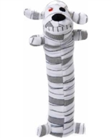 Loofa Dog Halloween 18-inch Plush Mummy Dog Toy
