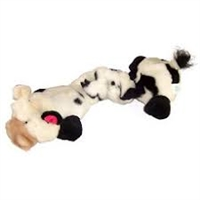 Cow Bungee Dog Toy