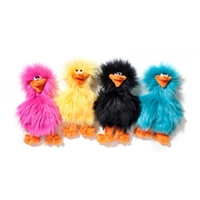 West Paws Spring Chicken Pet Toy