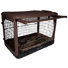 """The Other Door"" Steel Crate for Dogs"