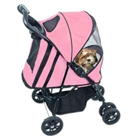 Pet Gear Happy Trails Plus Stroller