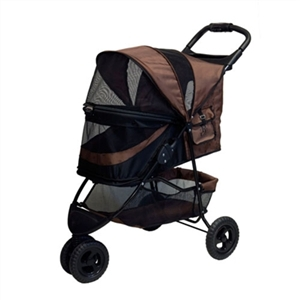 Pet Gear No-Zip Special Edition Stroller