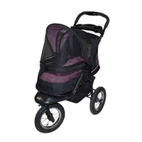 Pet Gear NV No Zip Pet Stroller