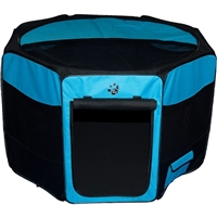 Travel Lite Soft-Sided Pet Pen - Small