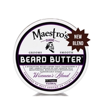 Maestro's Beard Butter - Wisemen's Blend, 8 oz.