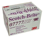 3-M 07777 RED SCOTCH BRITE PADS