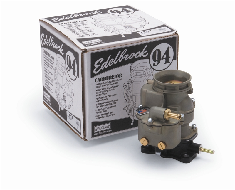 EDELBROCK 94 CARBURETOR (PRIMARY) - 1151