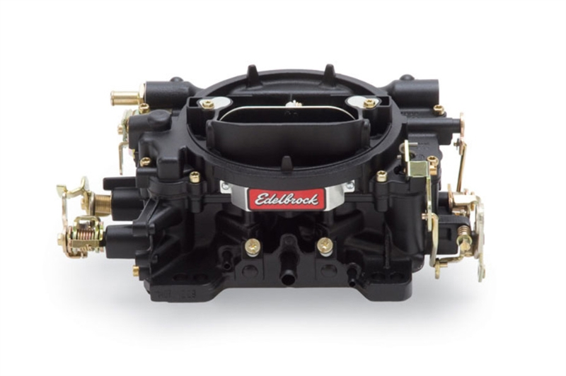 edelbrock performer manual choke carburetor
