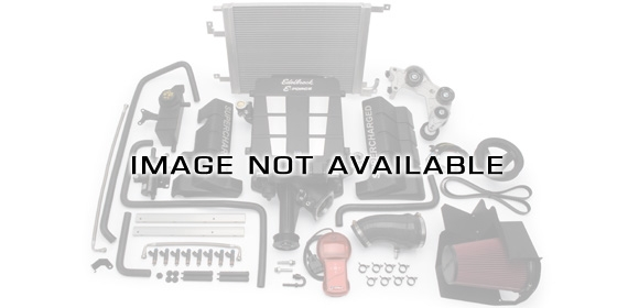EDELBROCK E-FORCE COMPLETE SUPERCHARGER SYSTEM WITH TUNER FOR 2007-13 GM  1500 SUV'S WITH A GEN IV LS ENGINE (6 2L) - 1567