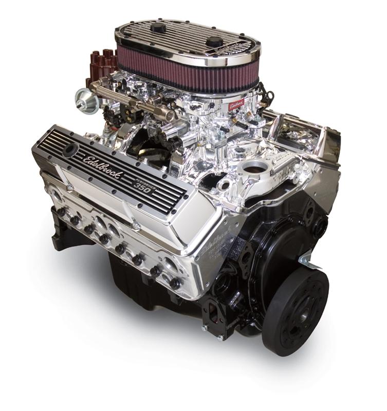 Electric Supercharger Cfm: EDELBROCK PERFORMER DUAL-QUAD 9.0:1