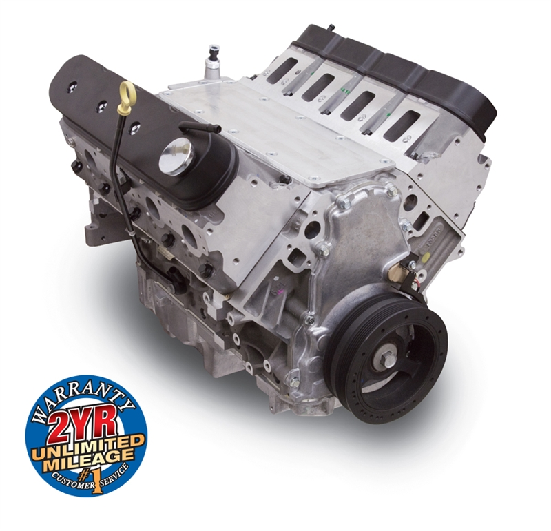 EDELBROCK GM LS 416 CRATE ENGINE (LONG BLOCK) - 46720