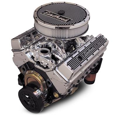 Edelbrock Chevrolet (Small-Block) Performer RPM E-Tec (435